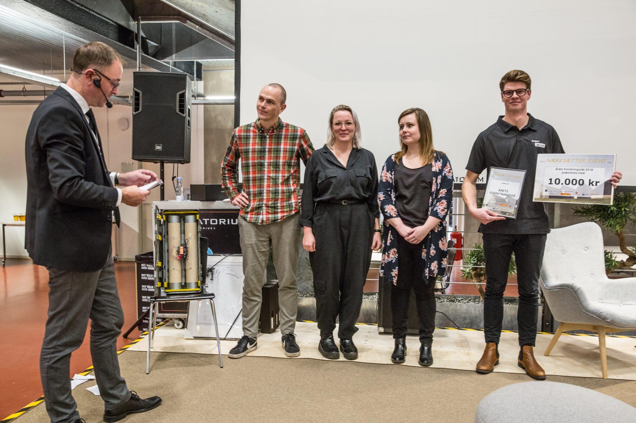Årets teambuilding leverandør 2018
