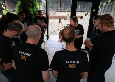 Teambuilding til virksomheder, Forside